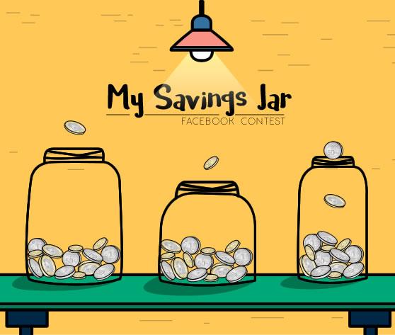 Jem® - 'My Savings Jar' Facebook Contest